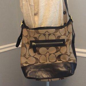 Coach Signature Legacy Duffle Bag